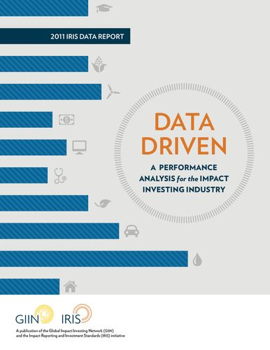 Data Driven: A Performance Analysis For The Impact Investing